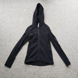Lululemon Define Jacket Hooded Luon - BLK - Sz 4